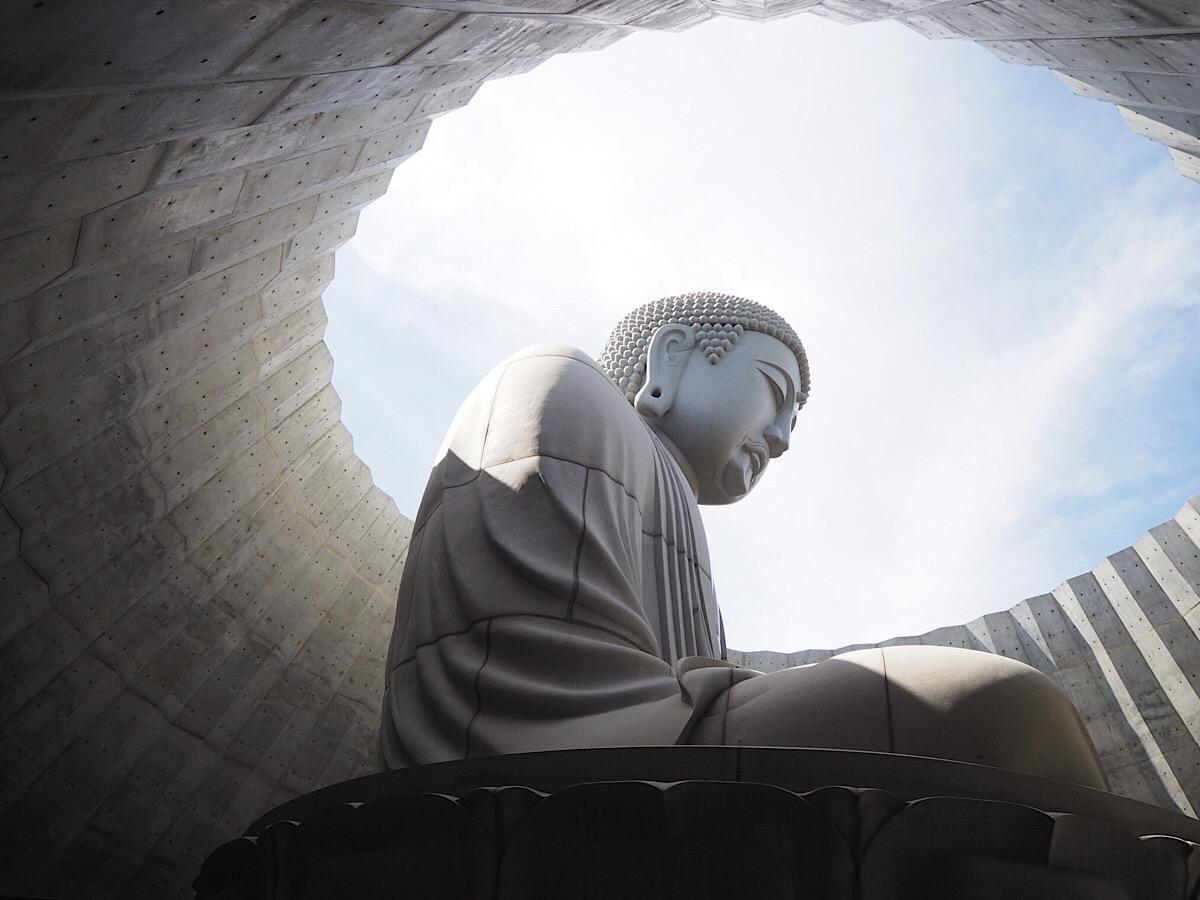 Hill of the Buddha!頭大仏